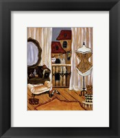 Framed French Boudoir II