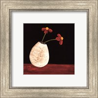 Framed Playful Posies I