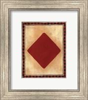 Framed Lucky Shuffle II
