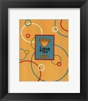 Lemon Drop Framed Print