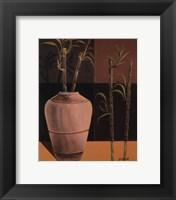 Framed Lucky Bamboo II