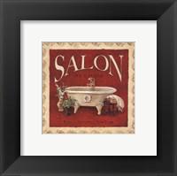 SalonPourFemme Framed Print