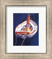 Framed Day Sailer