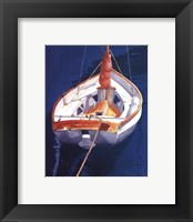 Framed Day Sailer