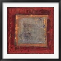 Framed Red Hot