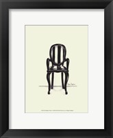 Framed Designer Chair I