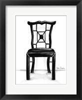 Framed Designer Chair III