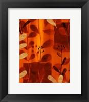 Framed Sun Kissed Silhouette IV