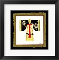 Framed Kimono IV