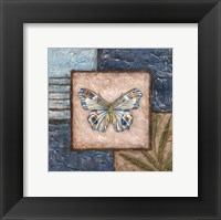 Butterfly Montage II Framed Print
