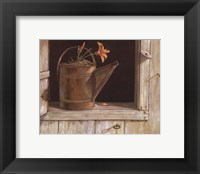 Framed Favorite Watering Can