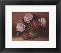 Pink Serenity II Framed Print
