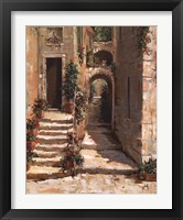 Framed Provence Arch II