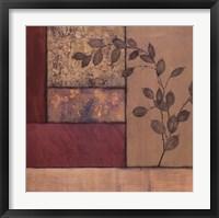 Autumn Branch II Framed Print