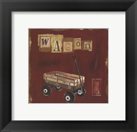 Framed Wagon