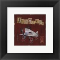 Airplane Framed Print