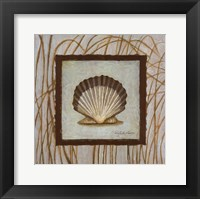 Coastal Escape III Framed Print