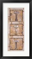 Framed Vintage Sinks II