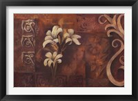 Framed Henna Spice