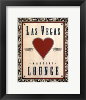 Framed Martini Lounge