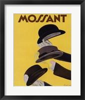 Framed Chapeau Mossant