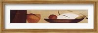 Framed Sencillez Oriental I