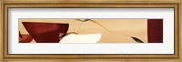 Framed Sencillez Oriental II