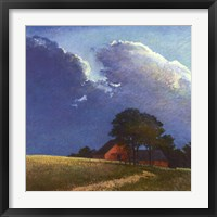 Framed Summer Storm