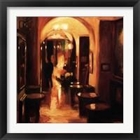 Framed Italian Restaurant