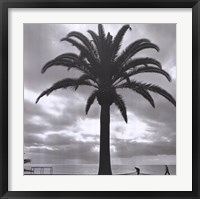 Tossa de Mar, 1955 Framed Print