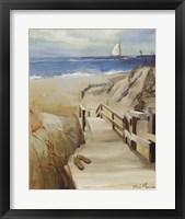 Framed Coastal Escape