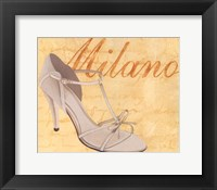 Framed Milano Shoe