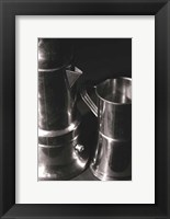 Framed Coffee Pot & Mug