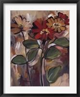 Daisy Divine I Framed Print