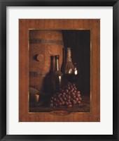 Framed Vineyard Tour I