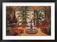 Conservatory II Framed Print