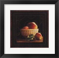 Framed Frutta del Pranzo I