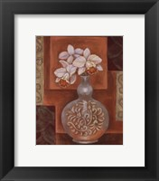 Framed Orchid II - petite