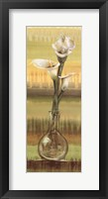 Framed Calla Lilies - mini