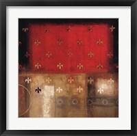 Framed Gold Patterns