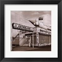 Framed Coney Island
