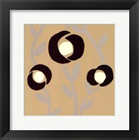 Framed Fiori Olive
