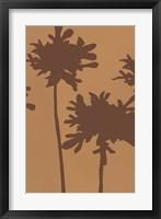 Framed Pompom Cinnamon