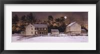 Framed Spruce Hill