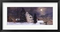 Framed Cold Night