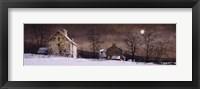 Framed Mill Moon