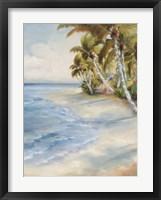 Framed Tropical Retreat