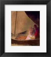 Framed Barque, c. 1902