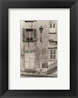 Framed Musee du Montmartre