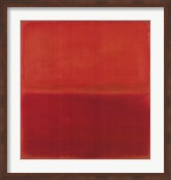 Framed Number 3, 1967